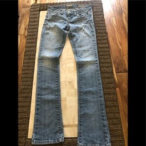 Guess women's jeans. Starlet size 25